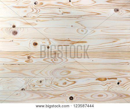 Beige wooden plank texture background