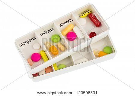 tablet dispenser and tablet