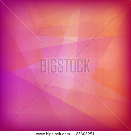 Pink Line Background. Abstract Pink Line Pattern