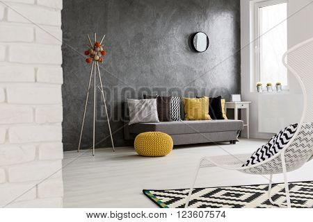 New Design Living Room With Stylish Details
