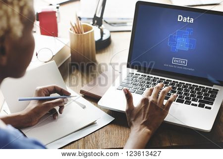 Data Online Technology Internet Concept