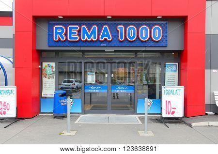 Rema 1000 Supermarket