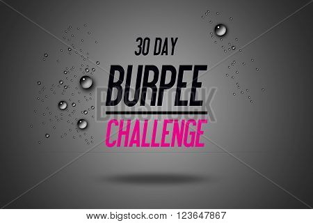 Burpee Challenge - Impactful Exercise - Whole Body Workout - Legs Arms Core, Cardio - Advertisement