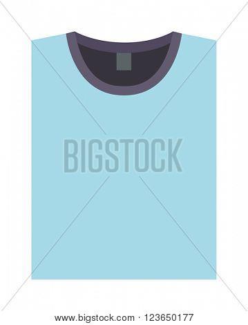 Graphic T-shirt design vector. T-shirt vector sport clothes. T-shirt vector fashion design. T-shirt vector cotton textile. T-shirt vector cloth isolated.