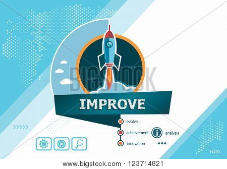 Improve Design Concepts For Business Analysis, Planning, Consulting, Team Work