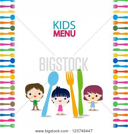menu kids