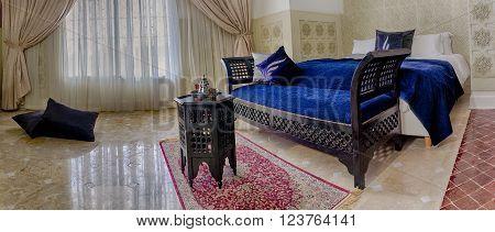 Moroccan Room Suite