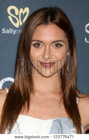 LOS ANGELES - MAR 29:  Alyson Stoner at the High Strung Premeire at the TCL Chinese 6 Theaters on March 29, 2016 in Los Angeles, CA