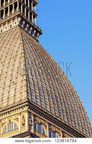 Mole Antonelliana in Turin Turin Piedmont Italy