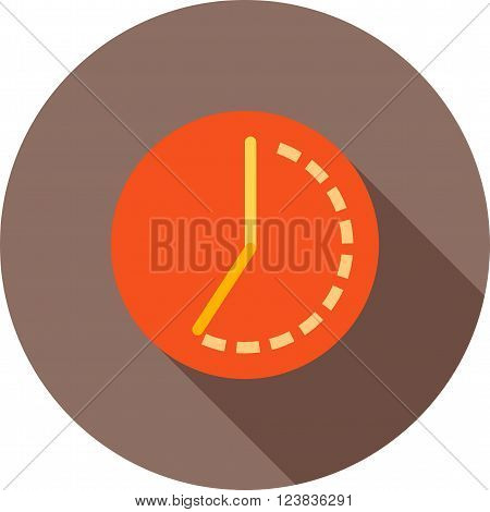 Camera, timer, film icon vector image. Can also be used for picture editing. Suitable for use on web apps, mobile apps and print media.