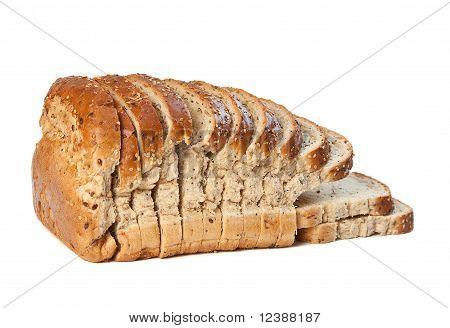 Sliced Organic Wholemeal Loaf