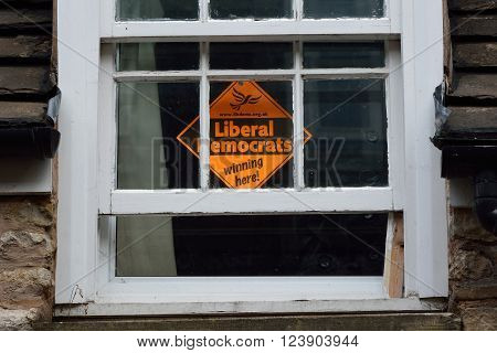 STAMFORD, LINCOLNSHIRE, UK - MAY 24 2014 