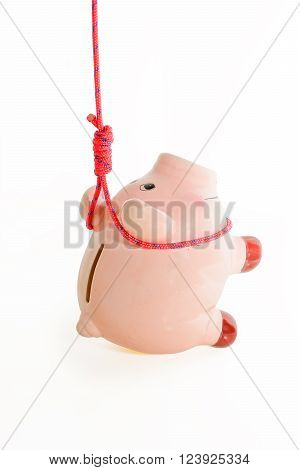 suicide of piggybank 
