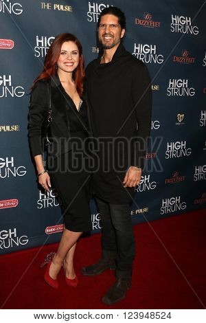 LOS ANGELES - MAR 29:  Abby Miller at the High Strung Premiere at the TCL Chinese 6 Theaters on March 29, 2016 in Los Angeles, CA