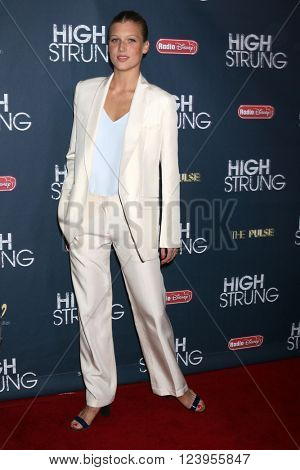 LOS ANGELES - MAR 29:  Keenan Kampa at the High Strung premiere at the TCL Chinese 6 Theaters on March 29, 2016 in Los Angeles, CA