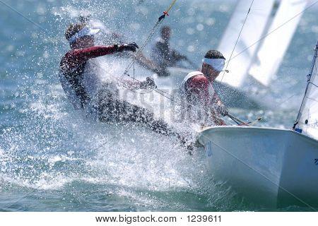 Sailing Man 004