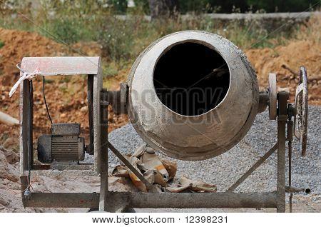 Industrial Cement Mixer