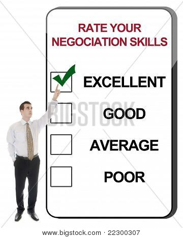 Rate Your Negociation Skills