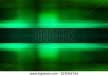 A green abstract blur background with stripe