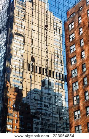 Manhattan Modern Architecture