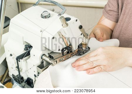 Sewing, Sewing On The Sewing Machine, Sewing Accessories