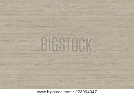 Dark brown scratched wooden cutting board. Wood texture