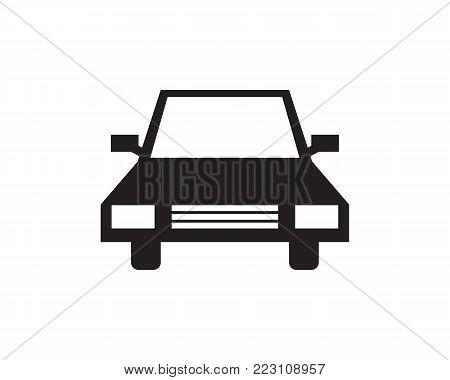 is a symbol that symbolizes the automotive car