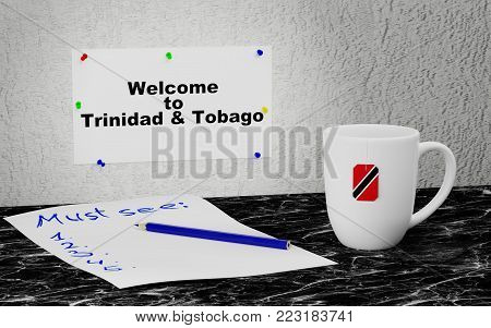 Welcome To Trinidad And Tobago