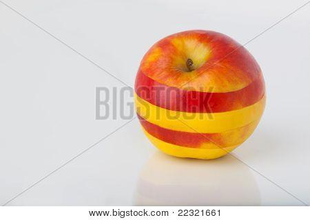 Striped Apple