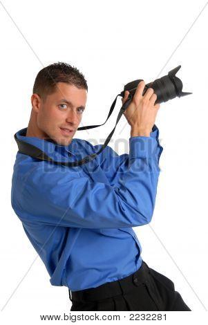 Hot Shot Photographer