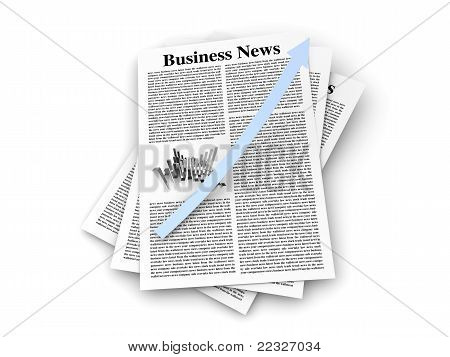 Growth In The Business News