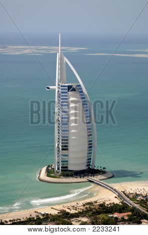 Burj Al Arab And The World
