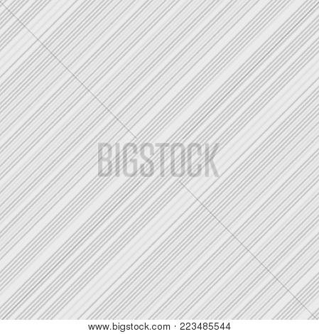 Abstract vector wallpaper with diagonal light diferent strips. Seamless colored background. Geometric pattern