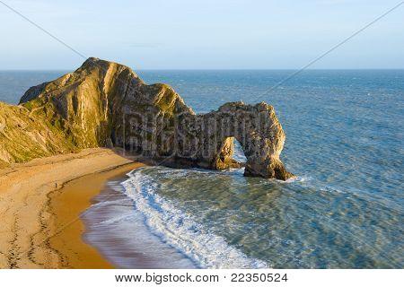 Durdle Door Natural Rock Arch