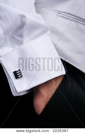 Executive Shirt And  Button