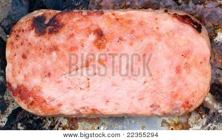 Panfried Mystery Meat