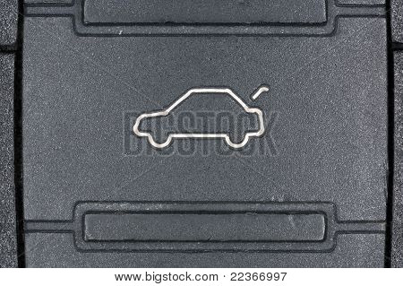 Trunk Release button on key fob