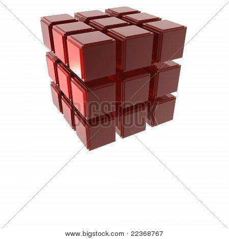Cube like structure