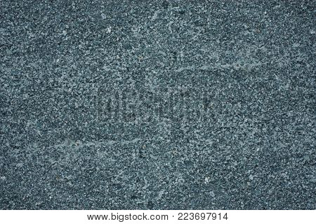texture old gray asphalt closeup