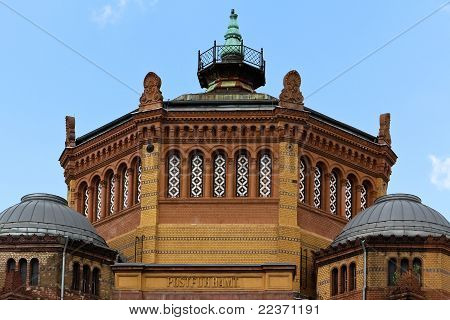 Former Mail Building In Berlin