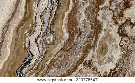 Onyx abstract Beautiful Tile. Texture for design. 2D illustration. Natural beauty