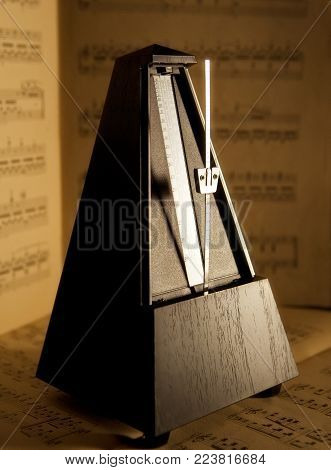 Metronome - The Instrument of Keeping Correct Beat Playing Music