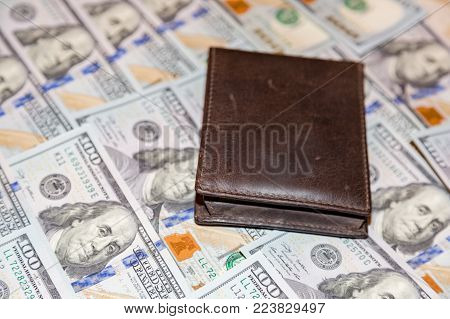 One Hundred Dollar American Banknotes