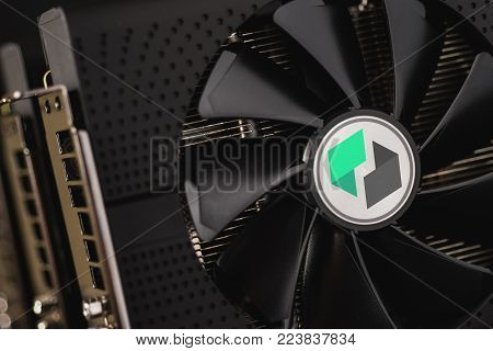 Ubiq Cryptocurrency Coin Mining Using Graphic Cards