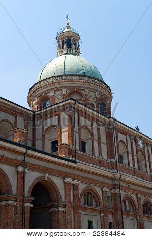 Sanctuary Of Caravaggio (bergamo, Lombardy, Italy), Church Exterior