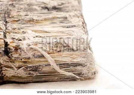 asbestos chrysotile fibers that cause lung disease, COPD, lung cancer, mesothelioma