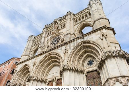 Cathedral Of Cuenca, Historical Construction Of Spain