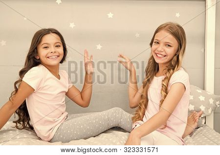 Sisters Older Or Younger Major Factor In Siblings Having More Positive Emotions. Girls Sisters Spend
