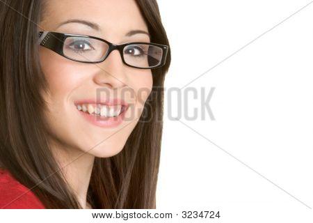 Glasses Woman