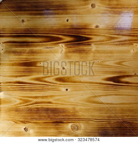 Wood Background. Aged Burnt Wood Texture Wood Texture